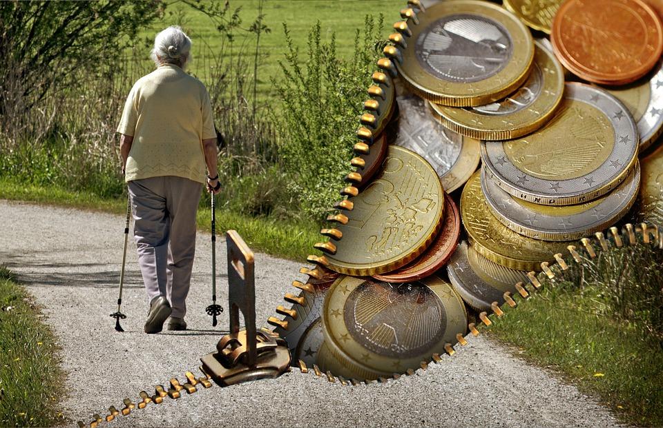 Le départ ou la mise à la retraite