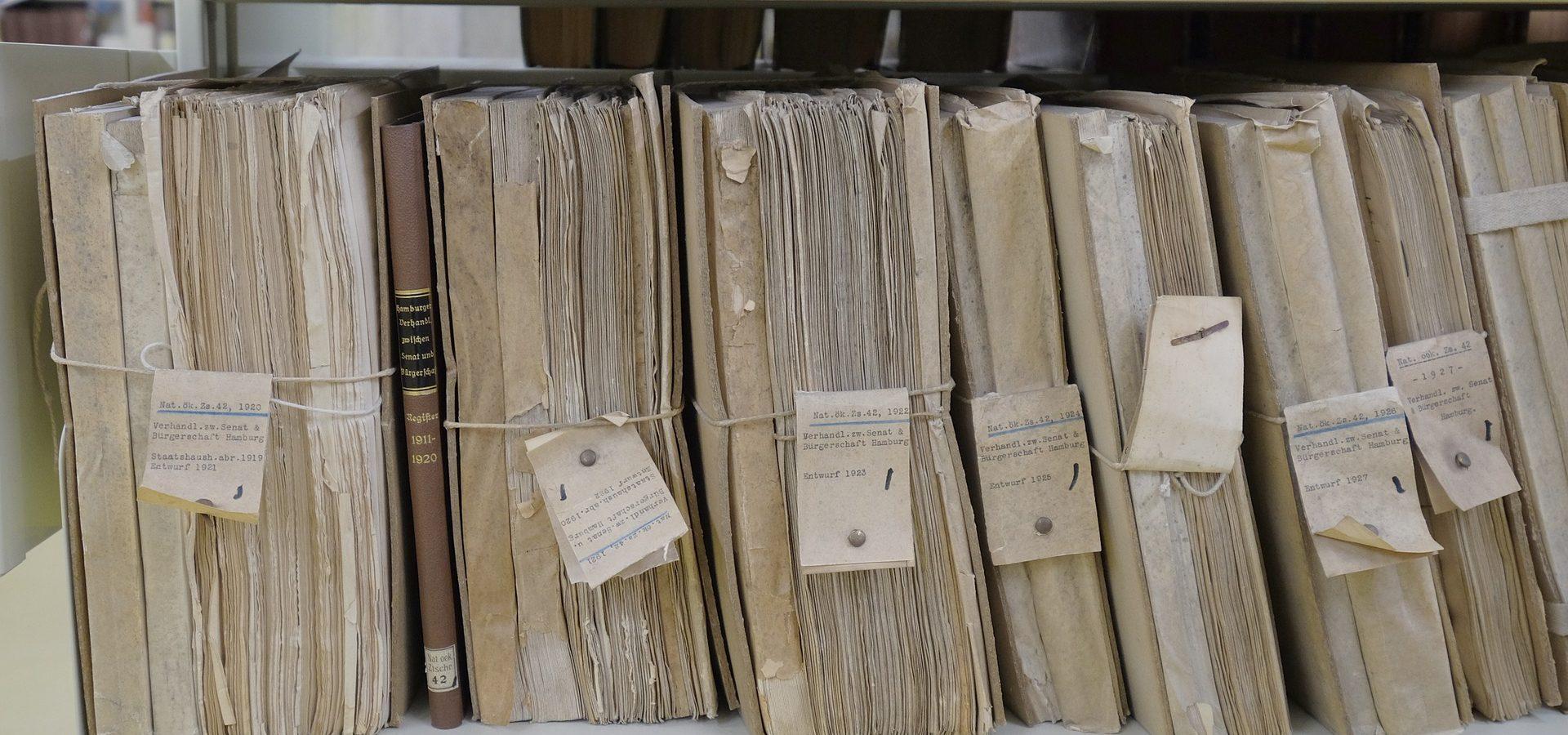 Délais de conservation de documents sociaux